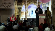 "MAS-ICNA 2013:  ""Trials of Social Media"" - Omar Suleiman"