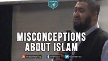 Misconceptions about Islam - Navaid Aziz