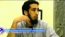 Modesty the Missing Element by Nouman Ali Khan