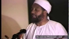 Overburdening People With Unnecessary Knowledge - Abdullah Hakim Quick