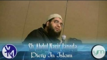 Piety in Islam - Sh. Abdul Nasir Jangda