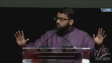 Prophetic Leadership - You are a Shepherd responsible for your flock ~ Dr. Yasir Qadhi | 24 May 2014