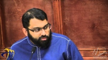 Seerah of Prophet Muhammad 56 - The Slander of Aisha (ra) Part 2 - Yasir Qadhi | 10th April 2013