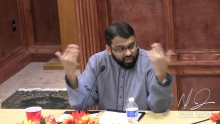 Seerah of Prophet Muhammed 25 - The Covenant of Women & War protection - Yasir Qadhi | February 2012