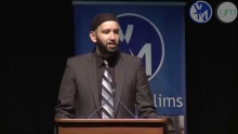 "Sh. Omar Suleiman |  ""Surrounded by Signals"" - The Reality of Social Media 