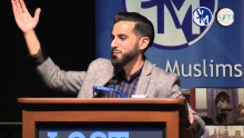 "Sh. Saad Tasleem | ""The Outsiders"" - Addressing Islamophobia 