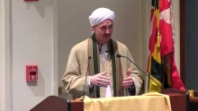 Shaykh Yahya Rhodus - Preserving Faith During Fitna