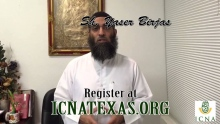 Shaykh Yaser Birjas Invites You To #ICNASouth2014