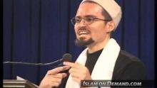 Stop Backbiting!! - Hamza Yusuf