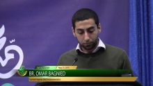 Sunnah Inspires the Environmentalist - Br. Omar Bagnied