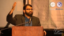 Swamped in Sins and the Valley of Despair ~ Dr. Yasir Qadhi