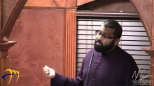 Tafseer Surah Al Kahf Part 12 - Futility of Shirk & Arguing - Dr. Yasir Qadhi | 22nd July 2013