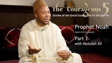 The Courageous 5: Prophet Noah, Part 1 (in 4k)