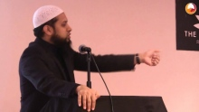 Transformative Leadership - Shaykh Shams Ad Duha