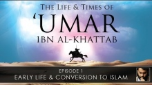 Umar b. al-Khattab: Part 1 - Early Life and Conversion to Islam ~ Dr. Yasir Qadhi