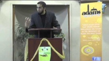 Ustadh Nouman Ali Khan: Future of Youth Activism - ADAMS Youth Conference 2013