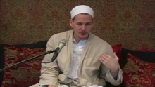 Ustadh Yahya Rhodus: Disciplining the Soul, Session 7
