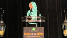 Yasmin Mogahed - Struggling Against Materialism