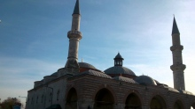 Adhan al-Asr / ikindi ezanı - Edirne, Turkey
