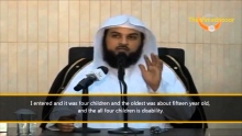 A true Emotional Touching Story ᴴᴰ   Sheikh Muhammad Al Arifi   MUST SEE