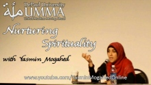 Nurturing Spirituality ᴴᴰ - By: Yasmin Mogahed