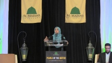 Before the Wedding After the Walima ᴴᴰ - By: Yasmin Mogahed