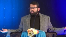 My husband is a ''Mujahid'', but mistreats me, what to do? - Q&A - Sh. Dr. Yasir Qadhi
