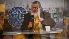 7th Speaker of PCS 23-25. March 2013 - Yusuf Estes