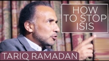 How Can We Stop ISIS? | Dr. Tariq Ramadan
