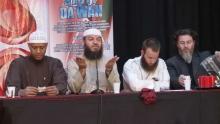 Open Q&A - Yusha Evans, Sh. Said Rageah, Sh. Dr. Haitham al-Haddad and Yusuf Chambers