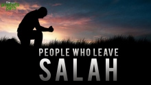 People Who Leave Salah