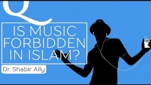 Q&A: Is Music Forbidden In Islam? | Dr. Shabir Ally