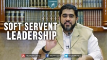 Soft Servent Leadership - Ahmed Saleem