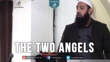 The Two Angels - Waseem Khan