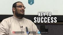 Key to Success - Yahya Ibrahim