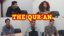 Teens React To The Qur'an | Dz Dudes