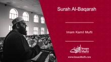 Brief Commentary Surah al-Baqara Verses 99-114