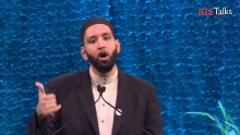 "RISTalks: Shaykh Omar Suleiman - ""Simple Math of Success: Self - Ego = Divine Change + Happiness"""