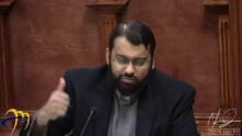 Umar b. al-Khattab: Part 8 -  His Rule and His Death ~ Dr. Yasir Qadhi
