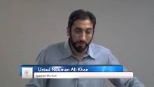 Difference between Law & Justice | Jummah Khutbah | Ustad Nouman Ali Khan
