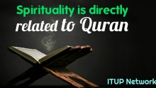Spirituality is Directly related to Quran ~ Emotional ~ Nouman ali khan
