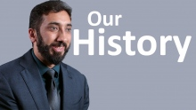 Understanding Our History - Nouman Ali Khan - Malaysia Tour