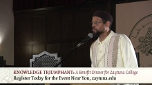 Zaid Shakir: Knowledge Trimphant
