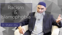 Dealing With Racism & Islamophobia | Dr. Shabir Ally