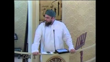 'Gentleness of the Prophet (SAW)', Ustadh Abdelrahman Murphy 03/25/16
