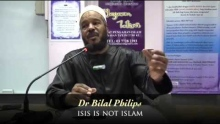 ISIS Is Not Islam - Dr. Bilal Philips