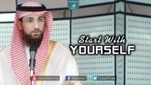 Start With Yourself -   Rayan Fawzi Arab