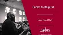 Brief Commentary Surah al-Baqara 168-177