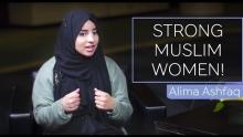Strong Women in Islamic History | Alima Ashfaq