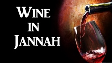 Wine-drinking in Jannah - Ali Hammuda